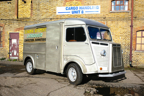 1962 Citroen HY Van split screen For Sale (picture 4 of 4)