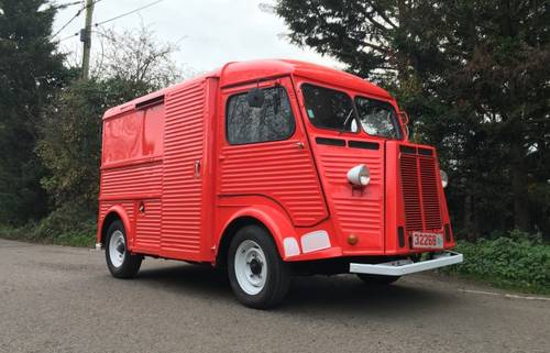 1956 Citroen HY Van  For Sale (picture 1 of 5)