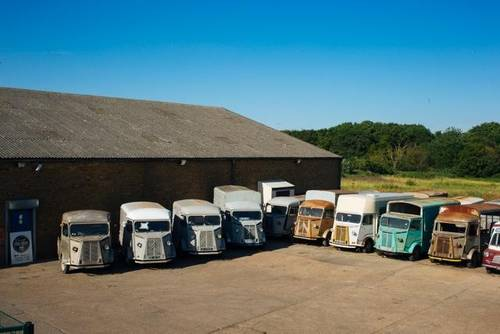 1956 Citroen HY Van  For Sale (picture 5 of 5)