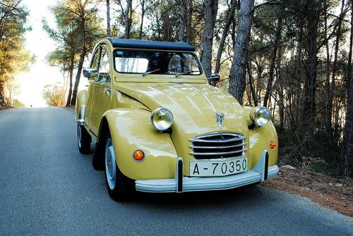 Citroen 2cv dos caballos 1964 suicide door For Sale (picture 1 of 5)