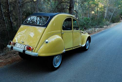 Citroen 2cv dos caballos 1964 suicide door For Sale (picture 3 of 5)