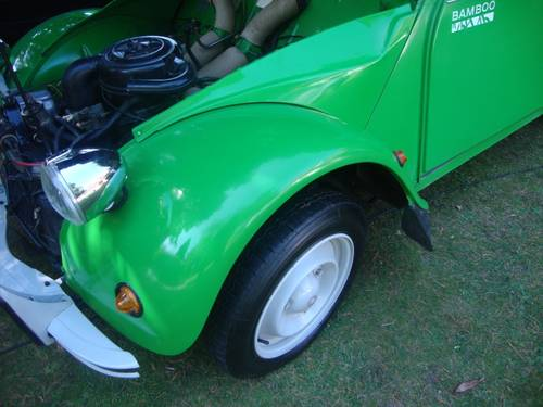 1987 2CV Special Edition For Sale (picture 3 of 6)