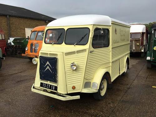 1960 Citroen Hy van Food Truck Conversion For Sale (picture 1 of 6)