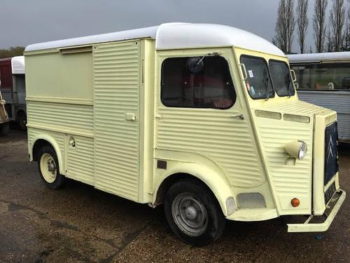1960 Citroen Hy van Food Truck Conversion For Sale (picture 2 of 6)