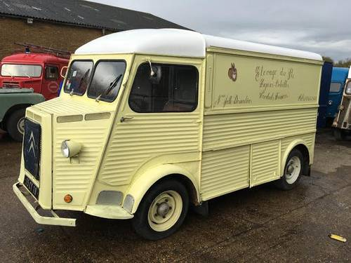 1960 Citroen Hy van Food Truck Conversion For Sale (picture 3 of 6)