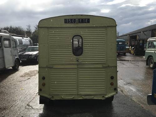 1960 Citroen Hy van Food Truck Conversion For Sale (picture 4 of 6)