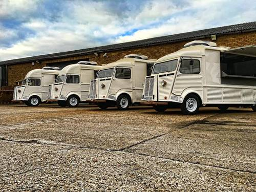 1978 Citroen Hy Van To Rent For Sale (picture 1 of 6)