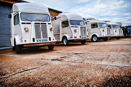 1978 Vintage Food Trucks Citroen Hy for hire For Hire (picture 1 of 6)