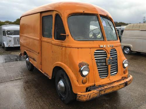 1978 Vintage Food Trucks Citroen Hy for hire For Hire (picture 4 of 6)