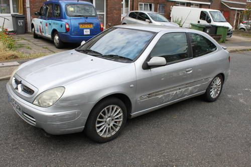 2002 Citroen Xsara VTR 2.0 HDI *** FOR SPARES OR REPAIR*** For Sale (picture 1 of 6)