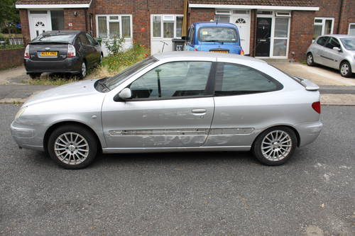 2002 Citroen Xsara VTR 2.0 HDI *** FOR SPARES OR REPAIR*** For Sale (picture 2 of 6)