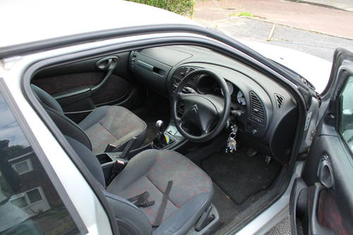 2002 Citroen Xsara VTR 2.0 HDI *** FOR SPARES OR REPAIR*** For Sale (picture 4 of 6)