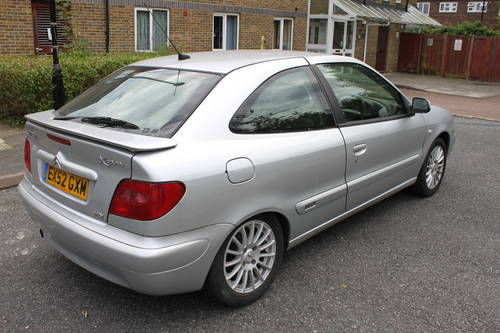 2002 Citroen Xsara VTR 2.0 HDI *** FOR SPARES OR REPAIR*** For Sale (picture 5 of 6)