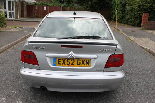 2002 Citroen Xsara VTR 2.0 HDI *** FOR SPARES OR REPAIR*** For Sale (picture 6 of 6)