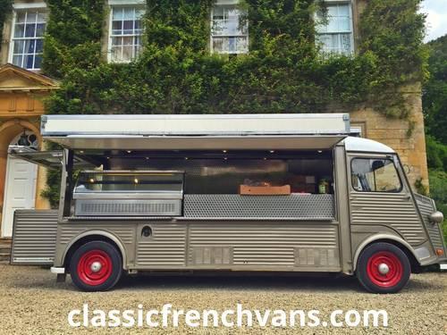 1966 Citroen Hy   Catering Van  Rentals    . For Hire (picture 1 of 6)