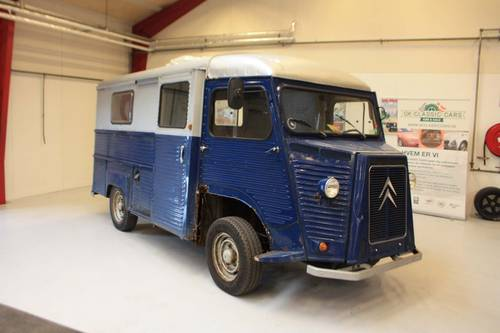 1973 Citroën HY, H Van, Type H, H-Type For Sale (picture 1 of 6)