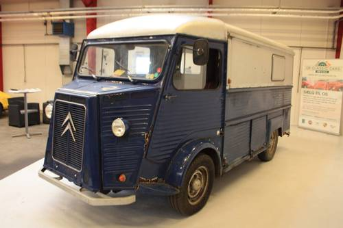 1973 Citroën HY, H Van, Type H, H-Type For Sale (picture 2 of 6)