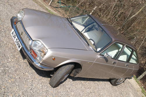 1975 Citroen Birotor for sale For Sale (picture 1 of 6)
