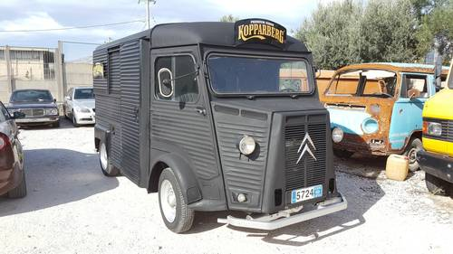 Citroen HY Kopparberg For Sale (picture 4 of 6)