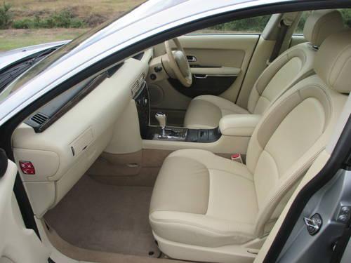 2007 (57) CITROEN C6 2.7HDi V6 (208) EXCLUSIVE,RARE SILVER For Sale (picture 4 of 6)