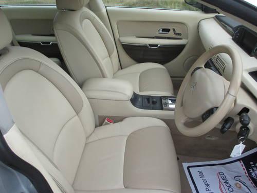 2007 (57) CITROEN C6 2.7HDi V6 (208) EXCLUSIVE,RARE SILVER For Sale (picture 6 of 6)
