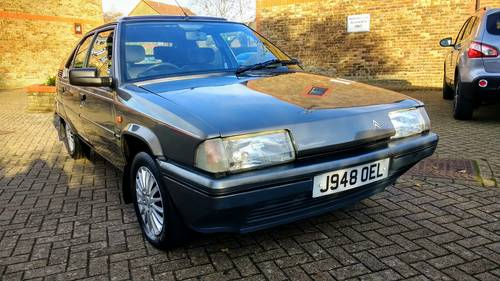 1991 My citroen bx 1.9 tgd meteor automatic offered SOLD (picture 1 of 6)