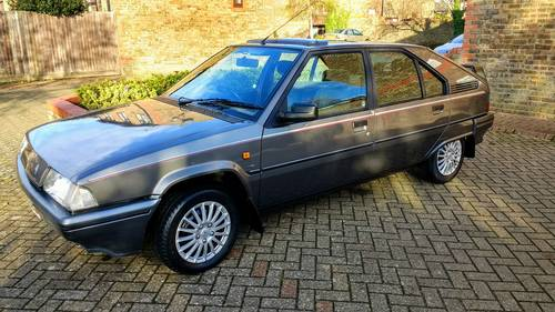 1991 My citroen bx 1.9 tgd meteor automatic offered SOLD (picture 2 of 6)