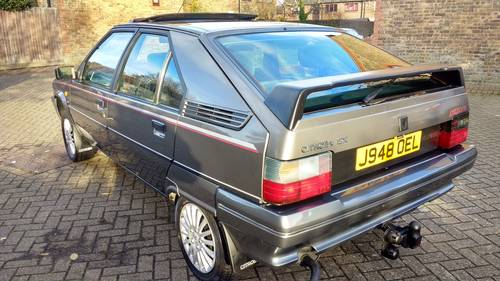 1991 My citroen bx 1.9 tgd meteor automatic offered SOLD (picture 3 of 6)