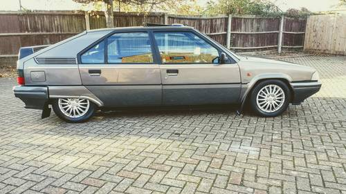1991 My citroen bx 1.9 tgd meteor automatic offered SOLD (picture 5 of 6)