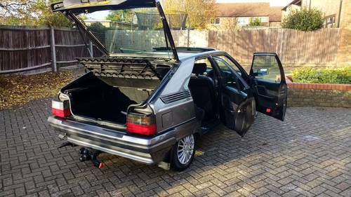 1991 My citroen bx 1.9 tgd meteor automatic offered SOLD (picture 4 of 6)