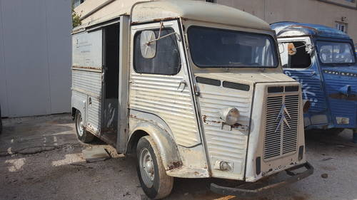 1972 Citroen HY For Restoration - Project For Sale (picture 1 of 3)