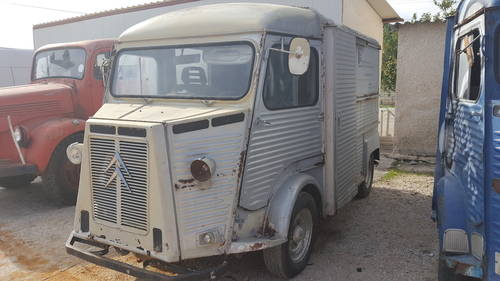 1972 Citroen HY For Restoration - Project For Sale (picture 2 of 3)