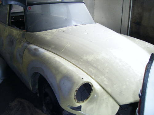 1960 Citroen ID19 Slough factory model For Sale (picture 1 of 6)
