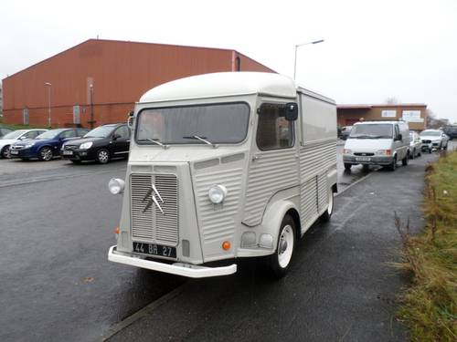 9218a8fb28 ... 1968 Citroen H van food truck catering van For Sale (picture 1 of 6) ...