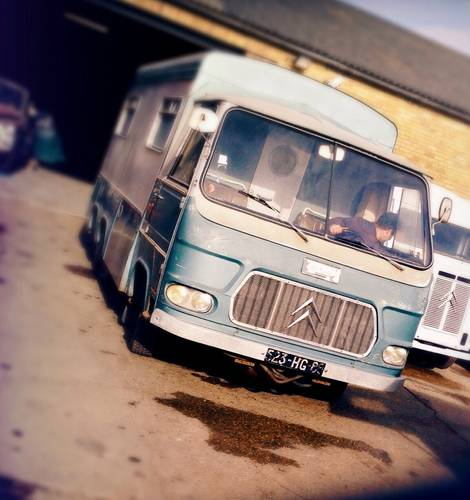 1966 Citroen Hy Fifth Wheeler For Sale (picture 1 of 6)