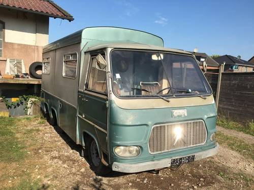 1966 Citroen Hy Fifth Wheeler For Sale (picture 3 of 6)