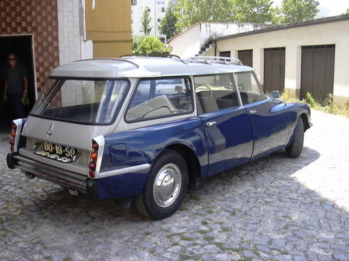 1975 Citroen ID 20 FAMILLIALE For Sale (picture 3 of 6)