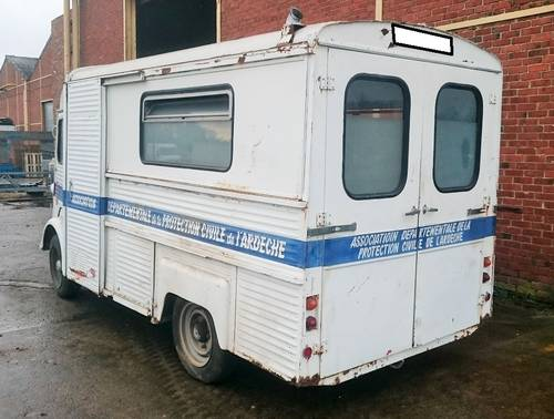 1972 CITROEN HY, TUB, AMBULANCE HYDRAULIC SUSPENSION ABSORBER For Sale (picture 2 of 6)