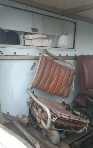1972 CITROEN HY, TUB, AMBULANCE HYDRAULIC SUSPENSION ABSORBER For Sale (picture 3 of 6)