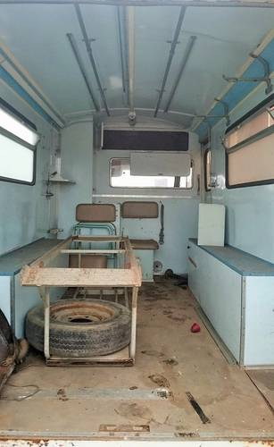 1972 CITROEN HY, TUB, AMBULANCE HYDRAULIC SUSPENSION ABSORBER For Sale (picture 4 of 6)