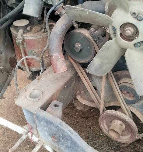1972 CITROEN HY, TUB, AMBULANCE HYDRAULIC SUSPENSION ABSORBER For Sale (picture 5 of 6)