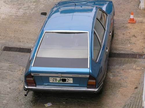 1976 Citroen Pallas CX 2200 in excellent condition SOLD (picture 1 of 6)