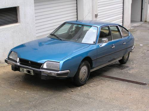 1976 Citroen Pallas CX 2200 in excellent condition SOLD (picture 2 of 6)