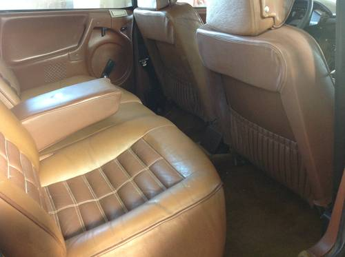 1976 Citroen Pallas CX 2200 in excellent condition SOLD (picture 5 of 6)