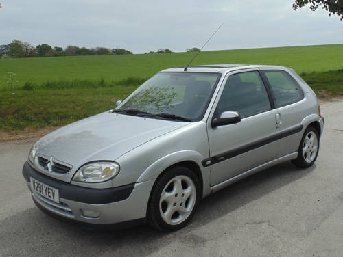 2000 Citroen Saxo VTS Mk2 SOLD (picture 1 of 6)