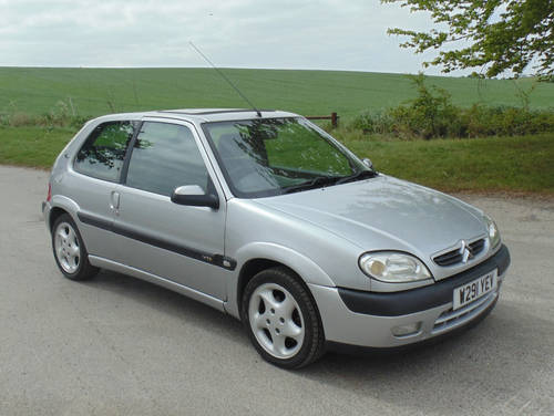 2000 Citroen Saxo VTS Mk2 SOLD (picture 2 of 6)