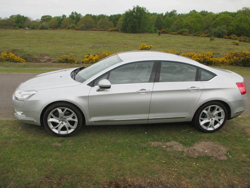 2008 (58) CITROEN C5 2.7HDi V6,EXCL.LEATER,SAT NAV..... SOLD (picture 3 of 6)