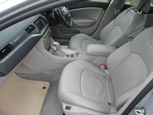 2008 (58) CITROEN C5 2.7HDi V6,EXCL.LEATER,SAT NAV..... SOLD (picture 4 of 6)