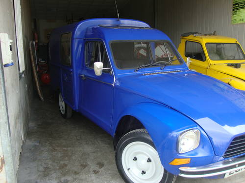 1982 Iconic Acadiane van SOLD (picture 4 of 6)