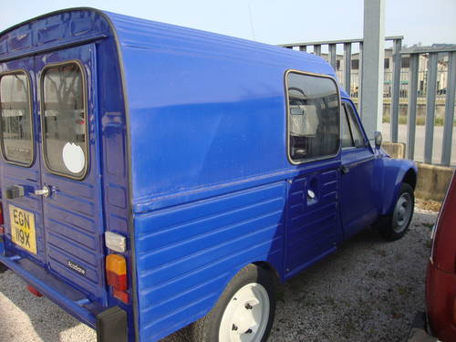 1982 Iconic Acadiane van SOLD (picture 6 of 6)